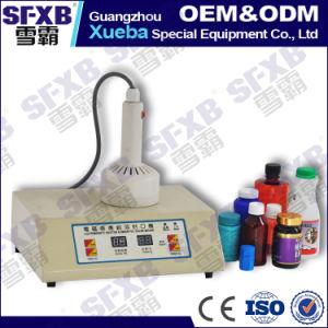 Sf-1010 Aluminum Foil Manual Bottle Bottle Induction Sealing Machine pictures & photos