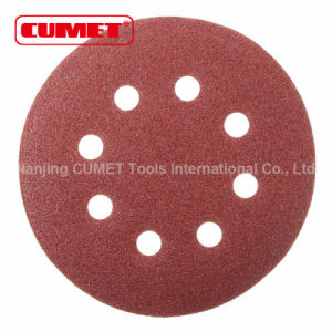 Hook and Loop Sanding Discs P400 pictures & photos