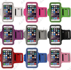 OEM Water Proof Neoprene Sport Mobile Cell Phone Armband pictures & photos