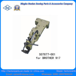Brother 917 Sewing Machine Parts of Button Clamp Complete (S07877-001) pictures & photos