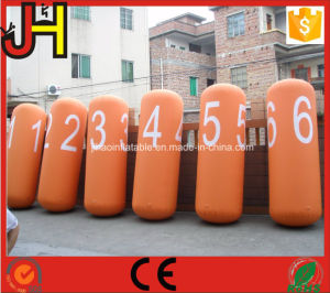 Inflatable Buoy Inflatable Water Buoy Inflatable Cylinder Buoy pictures & photos