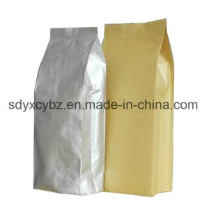 SGS Approved and Size Customized Side Gusset Plastic Bag/Packaging Bag pictures & photos