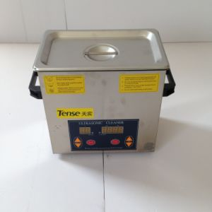 Ultrasonic Bath with High Quality Basket (TSX-120ST) pictures & photos