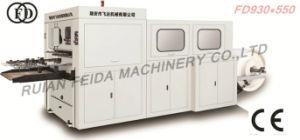 Fd930*550 Automatic Roll Paper Die Cutting Machine