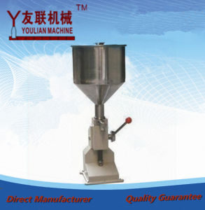 Manual Paste and Liquid Filling Machine (A03) pictures & photos