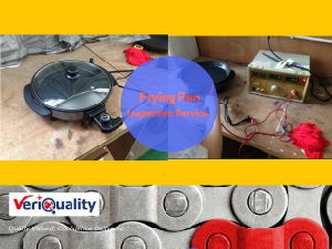 Reliable Frying Pan QC/QA Inspection / Quality Control Service pictures & photos