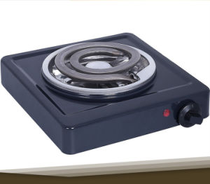 Kitchen Appliance Single Burner Electric Coil Hotplate pictures & photos