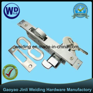 Aluminium Sliding Door Hook Lock 41054dg pictures & photos