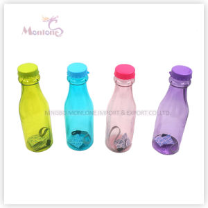 Promotional Leak-Proof Plastic Sports Soda Bottle pictures & photos