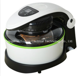 Newest Rotary Digital Halowave Oven, Electric Halowave Oven