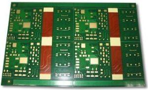 1-8 Layers Rigid-Flex Fr4+Pi PCB