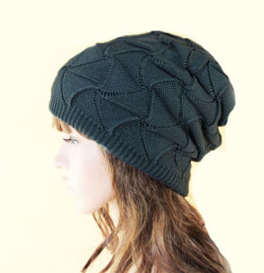 Women Fashion Acrylic Knitted Winter Warm Hat (YKY3135) pictures & photos