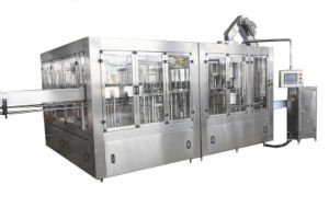 High Quality Fully Automatic Plastic Bottled Mineral Water Filling Machine pictures & photos