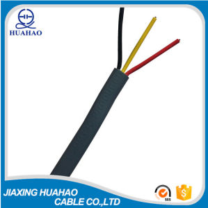 H05VV-F CCA Conductor PVC Insulated Cable (3X1.5mm2 2X1.5mm2 3X4.0mm2) pictures & photos