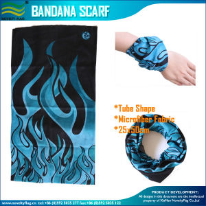 Multifunctional Seamless Bandana Scarf (NF20F20010) pictures & photos