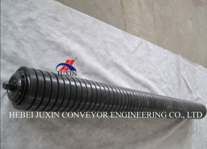 Belt Conveyor Impact Roller Idler for Heavy Duty Indusry pictures & photos
