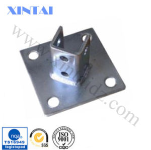 Custom Aluminum Sheet Metal Stamping pictures & photos