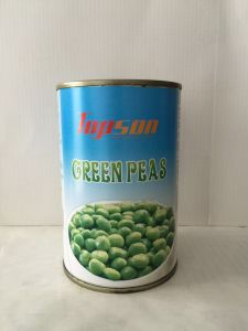 Canned Vegetables Canned Green Peas in Glass Bottle pictures & photos
