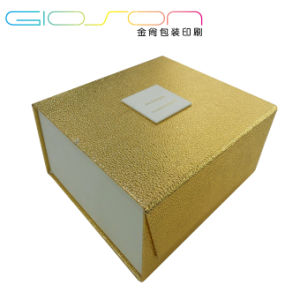 Fancy Paper Folding Packaging Box/ Gift Cosmetic Box pictures & photos