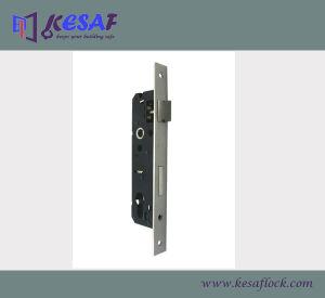Euro Profile Mortise Lock Lockcase for Alluminum Doors (8530SS)