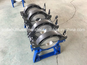 Dn63mm-Dn250mm HDPE Plastic Pipe Butt Fusion Welding Machine pictures & photos