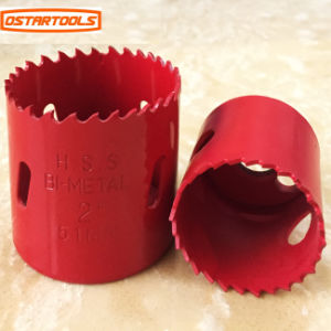 M3/M42 HSS Bi-Metal Hole Saw for Woodworking pictures & photos