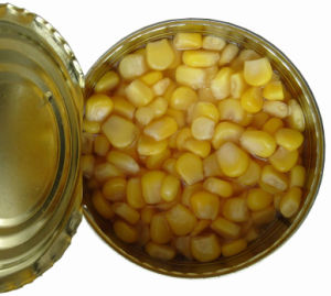 198g Canned Sweet Kernel Corn pictures & photos