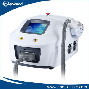 Portable IPL Shr Hair Removal and Pigment Removal Device (HS-310C) pictures & photos