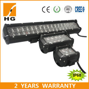 24inch 120W Wholesale Osram LED Driving Light Bars for Jeep pictures & photos
