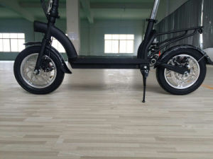 Best Selling Lithium Battery Folded E Scooter Es-1202 pictures & photos