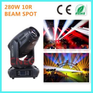 Professional Lighting Moving Head 280W 10r Beam Spot Wash