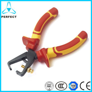 1000V Insulated Adjustable Wire Stripping Pliers pictures & photos