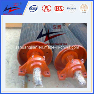Professional Conveyor Head and End Pulley Tail Pulley Factory pictures & photos
