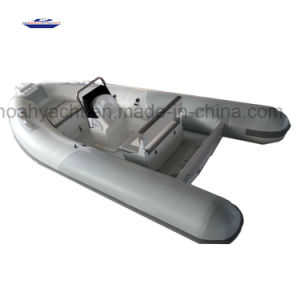 New Design Hypalon Luxury Aluminum Rib Inflatable Boat for Sale pictures & photos