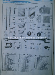 Domestic Sewing Machine Part pictures & photos