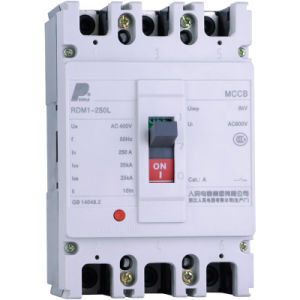 MCCB Moulded Case Circuit Breaker Hot Sales with Ce pictures & photos