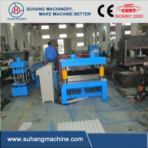 Galvanized Steel Sheet Corrugated Roof Panel Roll Forming Machine pictures & photos