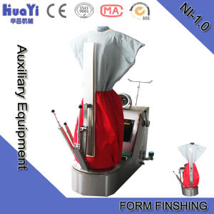 Full Auto Ironing Laundry Finishing Equipment Form Finisher pictures & photos