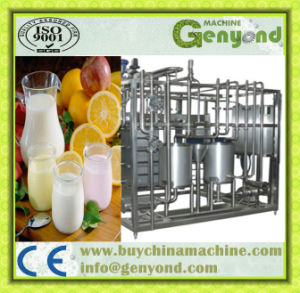 High Efficiency Stainless Fruit Juice Pasteurizer pictures & photos