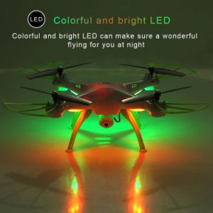 0735hc-2.4GHz 4CH 6-Axis Gyro 2.0MP HD Camera RC Quadcopter with 360 Eversion CF Mode Hover Function pictures & photos