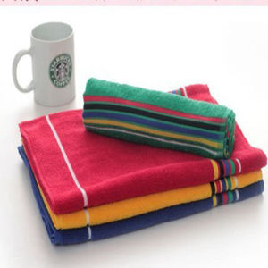 Cotton Towel, Microfiber Towel, Bamboo Towel, Beach Towel pictures & photos