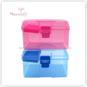 13*12.5*12cm Household Kids Medicine Storage Container Chest for Pill/Drug pictures & photos