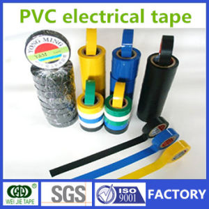 Chinese PVC Electrical Tape Wholesale with Various Colors pictures & photos