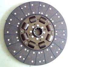Professional Supply Original Clutch Disc for Sinotruk HOWO pictures & photos