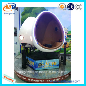 Hot 9d Reality Egg Vr Cinema for Sale pictures & photos