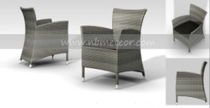 Mtc-048 Plastic Rattan/Wicker Chair for Outdoor Garden Furniture pictures & photos
