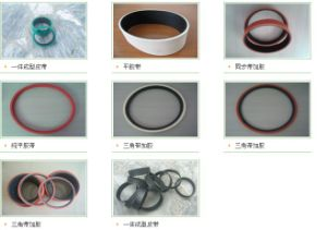 Manufacture of Cheap Custom Timing Conveyor Belt in Stock for Sale pictures & photos