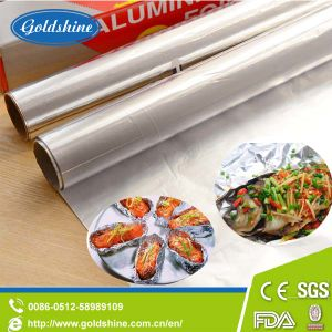 Heat Resistant Kitchen Use Aluminium Foil Rolls with SGS FDA pictures & photos