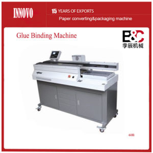 Automatic Design Structure Glue Binding Machine (60B) pictures & photos