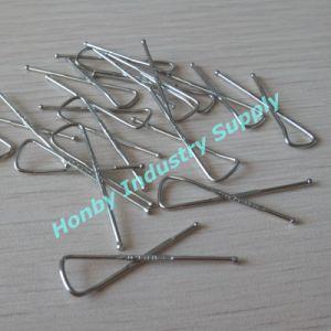 Versatible 33mm Stainless Steel Metal Handsome Shirt Clip pictures & photos